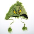 Grinch Hoodie Hat 5966