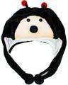 Ladybug Hat Plush Animal Hat  5507