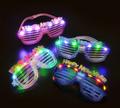 Happy New Year LED Glasses 7113