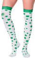 St Patricks Day Socks | Shamrock Socks | St Pattys Day Socks | 12 PACK
