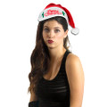 Wholesale LED Santa Hat Merry Christmas 12PK Bulk 5987