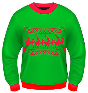 Dinosaur Christmas Sweater.Ugly Christmas Sweater Reindeer Games Adult Sweater 8606