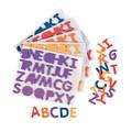 Self-Adhesive Letters Foam Alphabet Bulk  9266