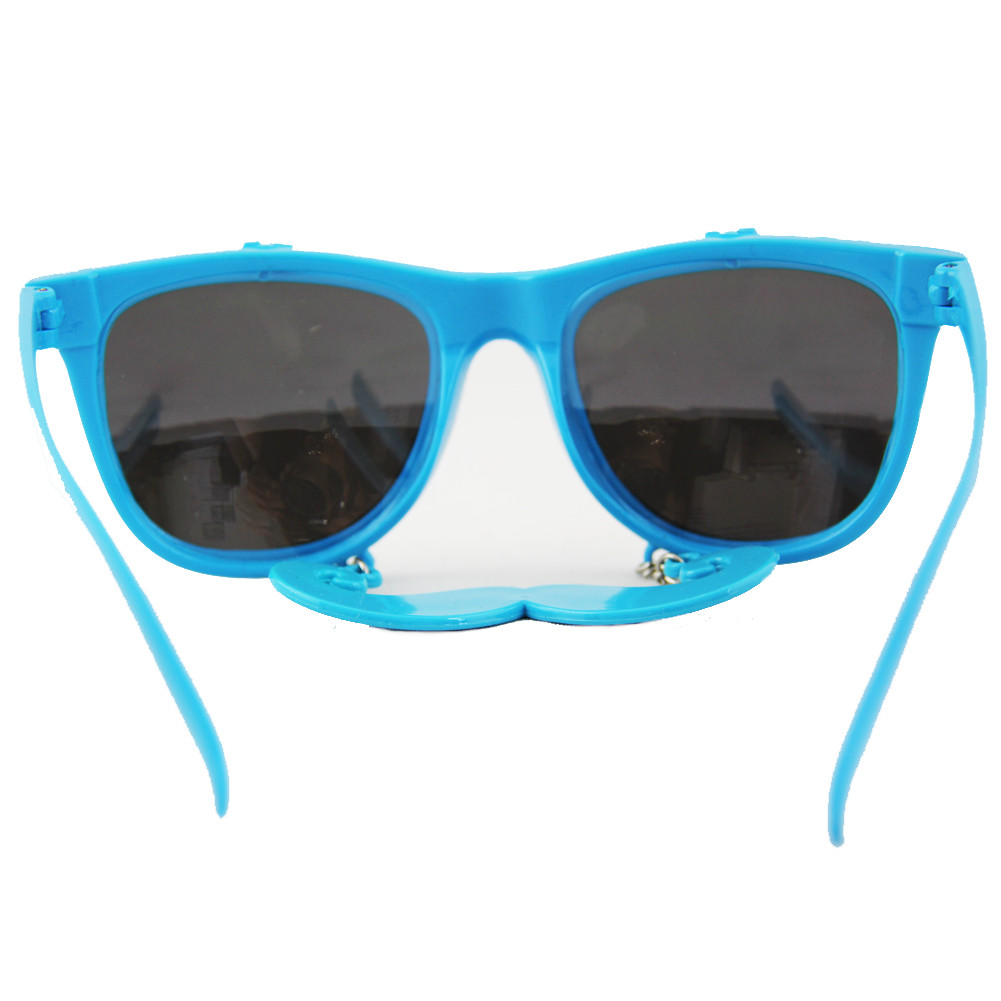 51a31392ff Flip Up Sunglasses Mustache Sunglasses Blue 7400. Price   2.99. Image 1.  Larger   More Photos