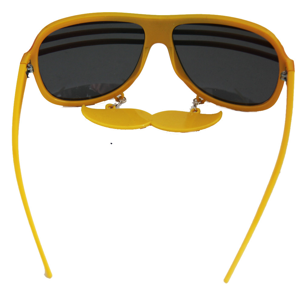 5e8e0868a0 Rainbow Shutter Shades Mustache Sunglasses Adult 12 PACK 7119D. Price    24.00. Image 1. Larger   More Photos