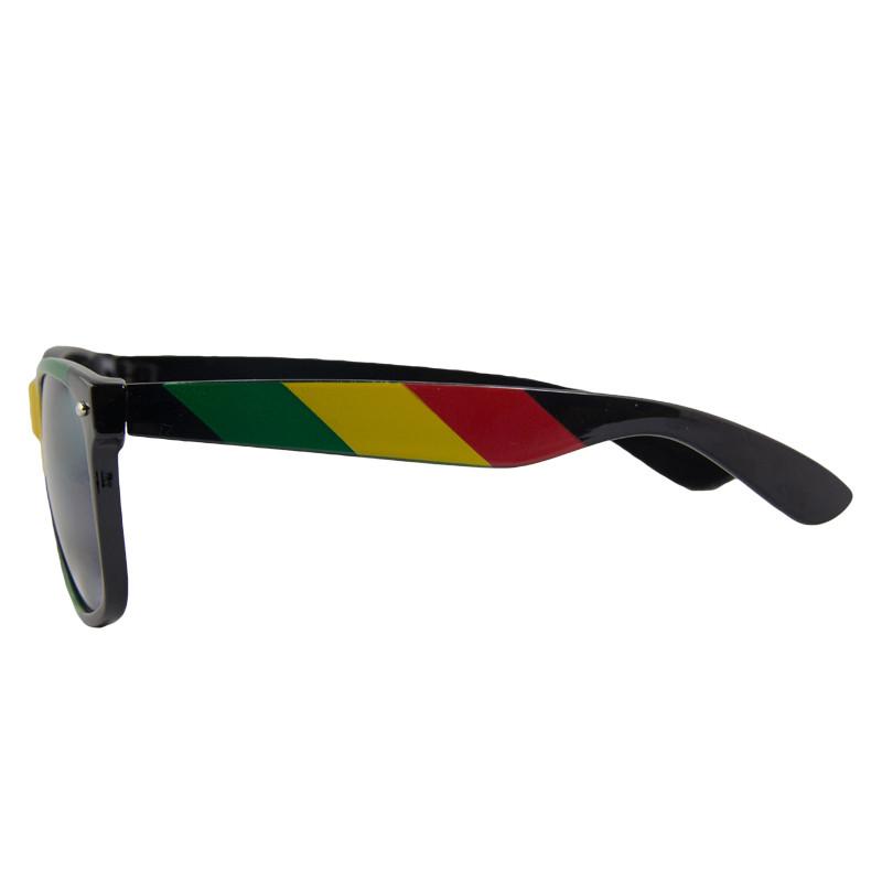 cb93ebd73fd Rasta Wayfarer Styles Vintage Sunglasses 7150