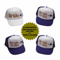 Custom Made Trucker Hat, Personalized Hats for Bachelorette and Weddings