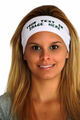 College Team Headbands, Personalized Headband