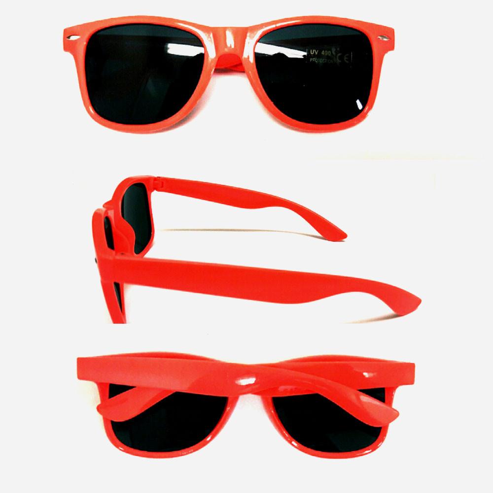 028e505c12 Fluorescent Pink Wayfarer Sunglasses. Price   2.99. Image 1