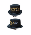 Steampunk Top Hats | Custom Steampunk Top Hats