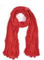 Wholesale Red Scarves | Bulk Viscose Scarf 12PK 2042D