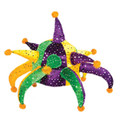Mardi Gras Party Ideas | Mardi Gras Jester Mask | Mardi Gras Apparel