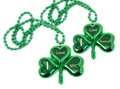 Customized Shamrock Beads | Customized Clover Beads | Customized 4 Leaf Clover Beads