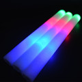 Foam Glow Sticks | Wholesale Glow Sticks | LED Foam Sticks | 12PK
