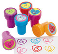 Valentine Day Heart Stampers | 24 PACK 20012