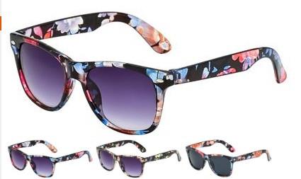 6b2cc31dd8e4 Floral Sunglasses | Adult 12 PACK 10001F