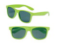 Kids Sunglasses | Neon Green Iconic 80's Sunglasses 100% UV  12 PACK 13005