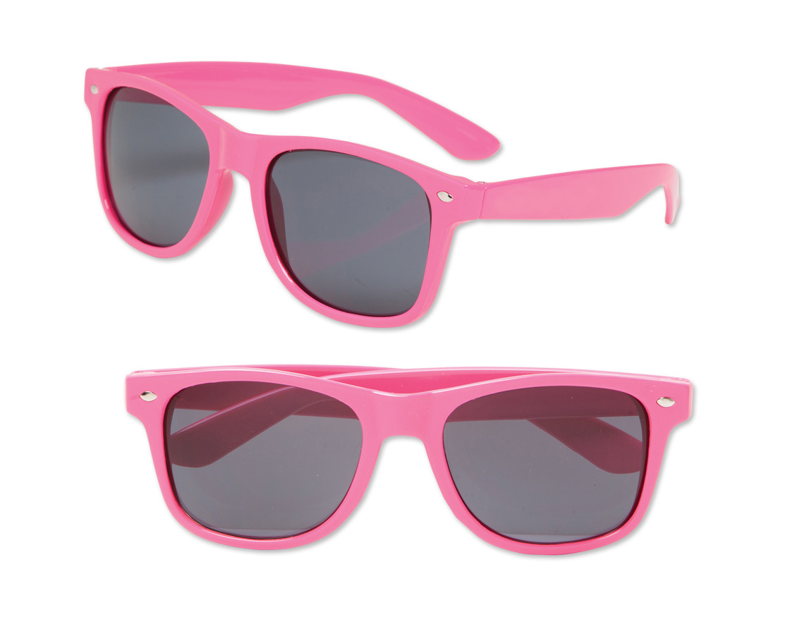 Pink Childrens Sunglasses 100/% UV protection for Holiday pink with green arms