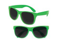 Neon Green Sunglasses 12 PACK Party Favor Quality 409