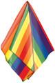 12 PACK Rainbow Bandanna 1973RB