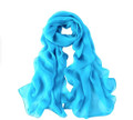 "Turquiose Blue Long Sheer Chiffon Scarf 12 PACK  21"" x 60"" 2134TU"