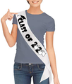 Class of 2020 Senior Sashes | Satin Sashes for Seniors | Senior Photo 2020
