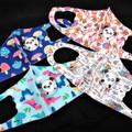Face Masks for Kids  Neoprene w/ Panda Vent 12 PACK 70001PM