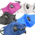 Heavy Duty Kids Masks w/ Filter Pocket Included Mixed Colors 12 PACK 70001FP