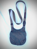 Scallop Flap Trail bag