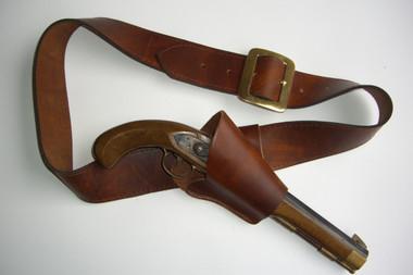 muzzleloading Pistol holster
