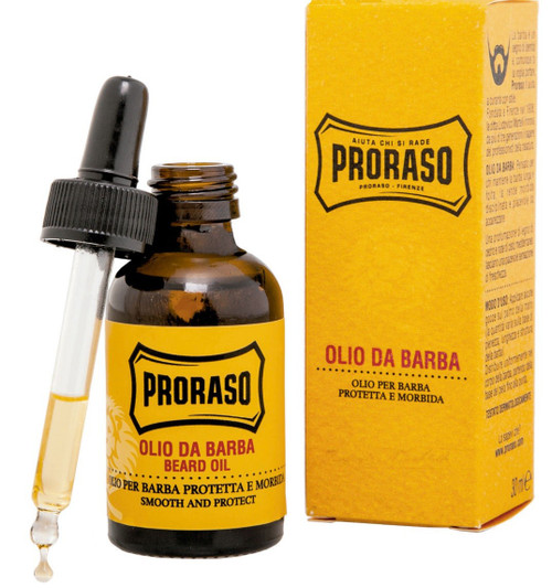 Proraso Wood & Spice Beard Oil