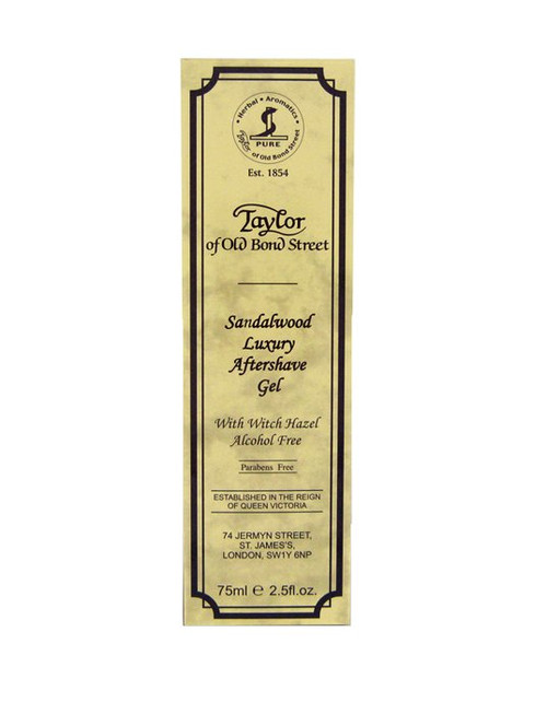 Taylor of Old Bond Street Sandalwood Aftershave Gel
