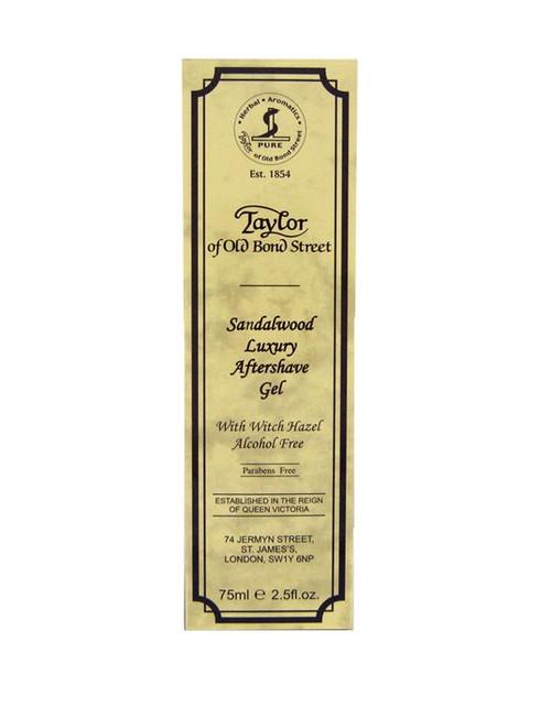 Taylor of Old Bond Street Sandalwood Aftershave Gel