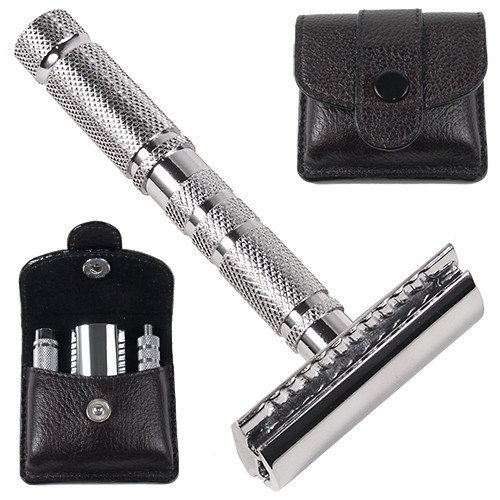 Parker A1R Travel Safety Razor