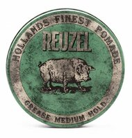 Reuzel GREEN Pomade - Medium Hold Grease