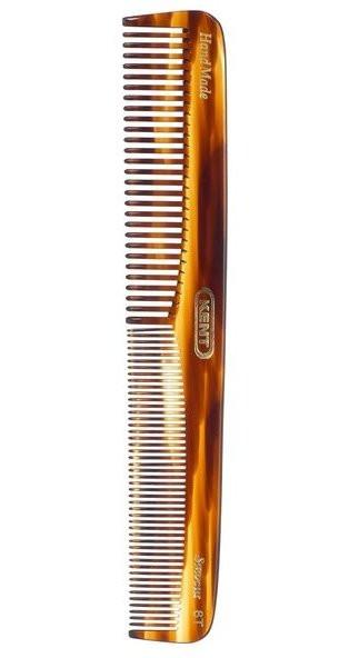 Kent Dressing Table Comb Coarse & Fine - 6T