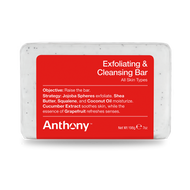 Anthony Logistics Exfoliating + Cleansing Bar