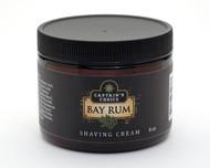 Captain's Choice BAY RUM Shaving Cream