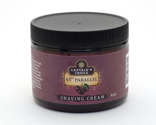 Captain's Choice 45th PARALLEL Shaving Cream