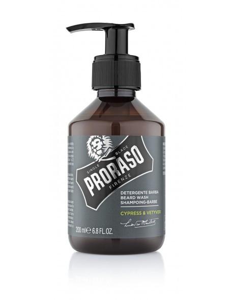 Proraso Beard Wash - Cypress & Vetyver