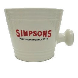 Simpsons Large Shaving Mug