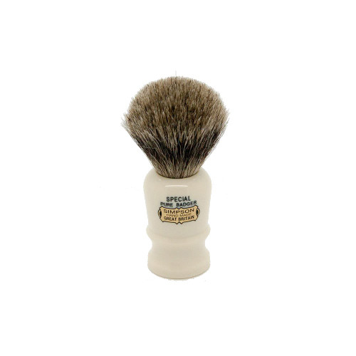 Simpsons Special S1 Pure Badger Shaving Brush