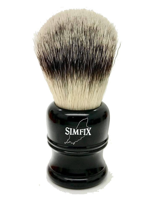Simfix SF1 Synthetic Bristle Shaving Brush