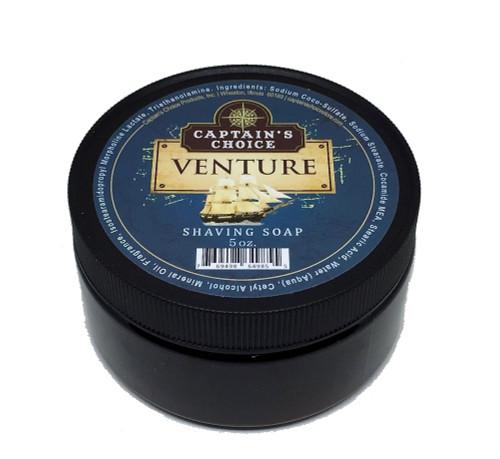 Captain's Choice VENTURE Shaving Soap