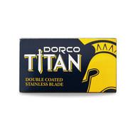 DORCO Titan Double Edge Razor Blades