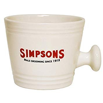 Simpsons Small Shaving Mug