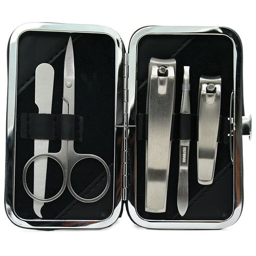 Rockwell Stainless Steel Manicure Set