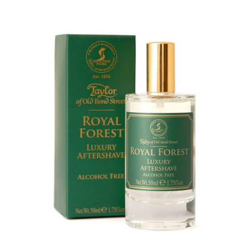 Taylor of Old Bond Street Royal Forest Luxury Aftershave