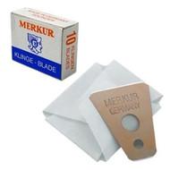 Merkur Detailing Razor Blades - 10 pack