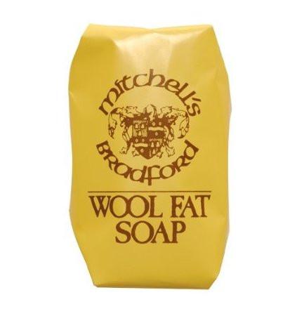 Mitchell´s Wool Fat Bath Soap 25g